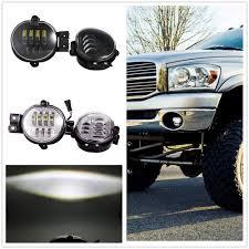 2006 Dodge Ram Led Fog Lights Us 38 45 13 Off Dot 63w Led Fog Lights For Dodge Ram 1500 2002 2008 Dodge Ram 2500 3500 2003 2009 Dodge Durango 2004 2006 Car Driving Light In Car