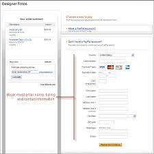 Billing Form Template Cool HTML Form Basics For PayPal Payments Standard PayPal Developer