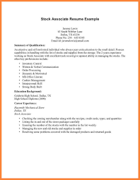 6 Example Of A Student Resume With No Experience Bussines