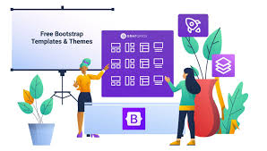 50 free bootstrap templates to