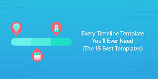 Timeline Template For Student Stunning Every Timeline Template You'll Ever Need The 48 Best Templates
