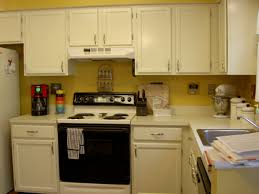 Yellow Kitchen White Cabinets Interesting Modular Kitchen Design Ideas With L Shape Cabinets And
