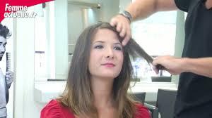 Comment Coiffer Une Frange Trop Longue Cheveux Beauté