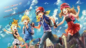 Pokemon the Series: XY The Kalos Journeys