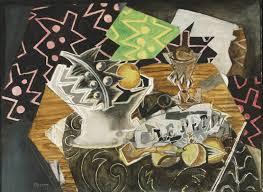 georges braque fauve cubist painter tutt 39 art georges braque the round table