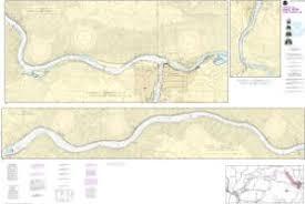 Nautical Charts Online Noaa Nautical Chart 18548 Snake