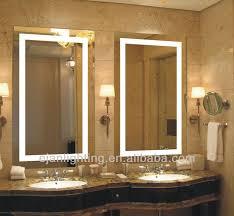 led bathroom mirror lighting. Light Up LED Bathroom Mirror With CE UL Certificate Led Lighting