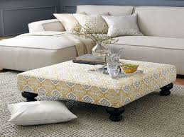 Upholstered Ottoman Coffee Table Best Of Elegant Upholstered Ottoman Coffee  Table