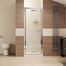 Lumin8 Bi-Fold Door Shower Enclosure