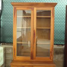 Kitchen Bookcase Antique Pine Kitchen Cabinet Antique Hutch Antique Furniture