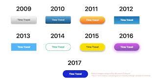 Button Design 8 Years Of Buttons Hoppel Design