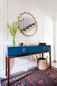 entryway tables and consoles. Home Tour: A Youthful, Whimsical L.A. Home. Hallway Console TableHallway Entryway Tables And Consoles D