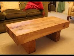 Superior Solid Wood Coffee Table Modern Designs Design