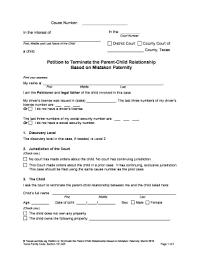Custody Agreement Template 24 Printable Voluntary Child Custody Agreement Form