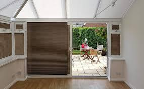 wide sliding glass door blinds