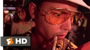 fear and loathing in las vegas 3 10 clip the hotel on acid 1998 hd you