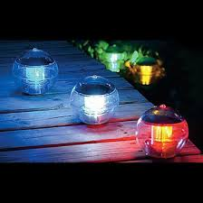 Swimming Pool Light Shock Vanker 1pc Colorful Garden Yard Lawn Path Swimming Pool Waterproof Solar Power Led Light Decor Lamp
