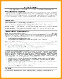 Computer Technician Resume Sample Computer Technician Resume