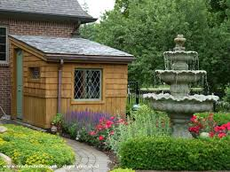 cedar garden shed. Slate And Cedar Garden Shed, Unique From Ray Township, Michigan, USA Owned By Ryan M. #shedoftheyear Shed
