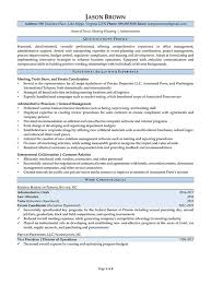 Marketing Resume Examples Resume Professional Writers