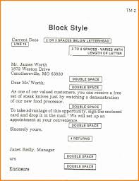 8 Example Of Business Letter In Block Format Buyer Resume