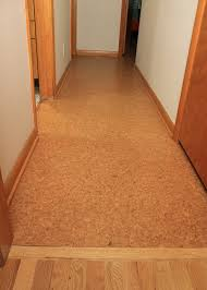 28 best cork flooring next to hardwood look installing our cork flooring apartment therapy floating cork