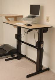 full size desk simple stand. Full Size Of Desks:sit Stand Desk Standing Height Table Up Workstation Attachment Adjustable Simple