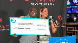 Video Winnings Jackpot Powerball Driver Truck Collects Brooklyn - 298m News Abc