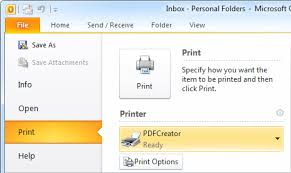 Saving Emails As Pdf Files Msoutlook Info