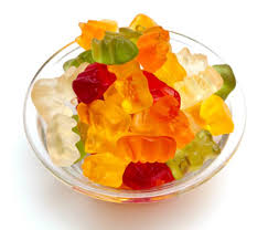 how to eat marijuana gummy bears