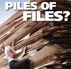 Image result for piles of documents