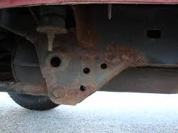 2002 Toyota 4Runner Excessive Rust: 3 Complaints