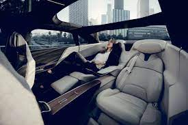 تعرف إلى السيارة lucid Air