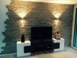 Wandgestaltung Mit Farbe Streifen Schlafzimmer Ideen Für