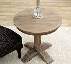 rustic round end table. Best 10 Of Small Distressed Round Coffee Table Rustic End A