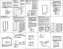 Small Picture Unique Garden Sheds Blueprints Shed Designs E In Design Decorating