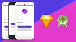 Sketch For Android Ui Design Sketch Ui Design To Android Studio Xml Tutorial