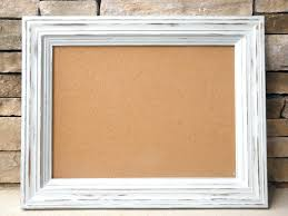 Patterned Cork Board Impressive Picture Of Rectangular White Wood Painted Decorative  Home Improvement Home Improvement Shows