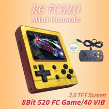 <b>NEW ANBERNIC Retro</b> Game 520 FC520 Console 8 Bit FC VIB ...