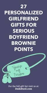 27 personalized friend gifts for serious boyfriend brownie points