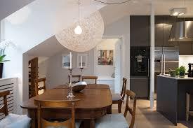 contemporary loft furniture. Loft Apartment In Sweden Stockholm Contemporary Furniture