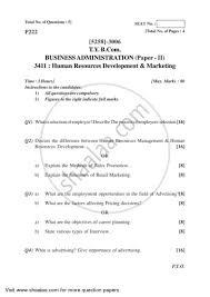 Administration 3rd Of Commerce b Download Business Pdf 2017-2018 tybcom Paper 2013 Year Bachelor 2 com Question Shaalaa com With Pattern