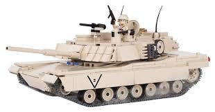 Купить <b>конструктор</b> пластиковый <b>COBI</b> Танк M1A2 Abrams ...