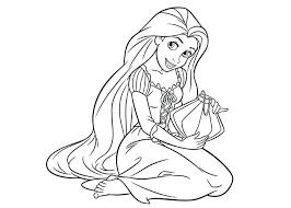Disney Princess Color Pages Free Princess Coloring Pages Free