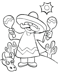 Hispanic Heritage Coloring Pages Human Relations Toolkit Special Observances National