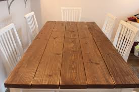 Kitchen Table Refinishing Diy Project Refinishing Dining Room Table Chairs Super Coupon