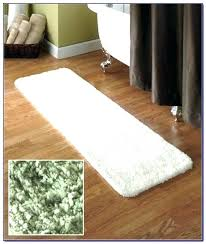 gorgeous 24 x 60 bath rug bathroom rug runner fascinating bathroom rug runner extra long bathroom