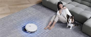 Đánh giá Robot hút bụi Ecovacs Deebot ozmo U2 Pro