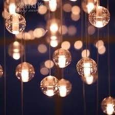 architectural led pendant lighting. aliexpress.com : buy cord pendant light g4 bulb led lights italian award architectural crystal ball led meteor shower glass hanging lamp from lighting e