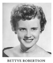 Bettye Robertson Mosley 1958 | palestinehigh.com